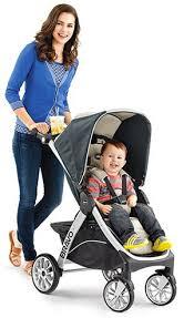 Memilih stroller bayi yang aman dan mudah dilipat